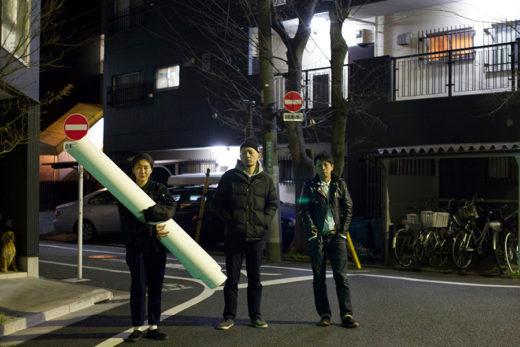 近藤さくら + CARRE / photo ©Ichiko Uemoto 植本一子 | 天然スタジオ