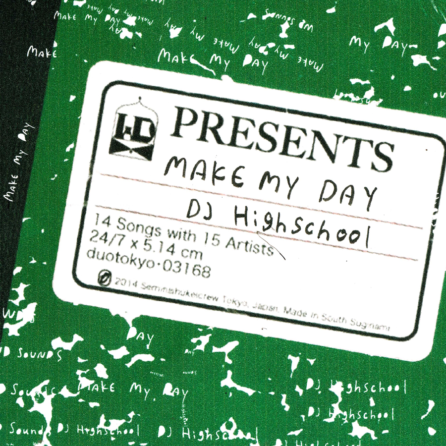 "DJ Highschool 'Make My Day', 2015 <a href=""http://wdsounds.com/"" target=""_blank"" rel=""noopener""><span style=""color: #ffffff;"">WDsounds</span></a>"