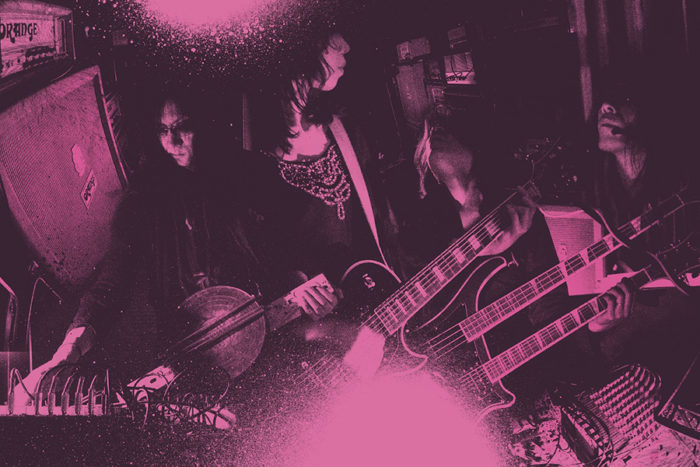 Boris with Merzbow, 2016