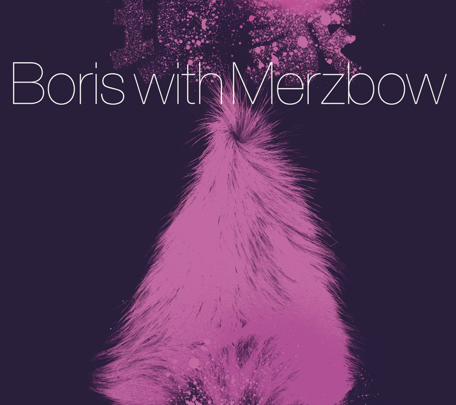 Boris with Merzbow '現象 -Gensho-' Expanded Edition, 2016 Daymare Recordings