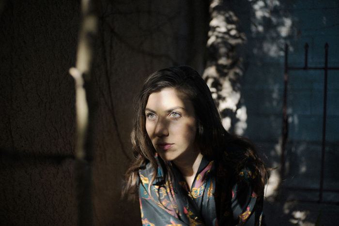 Julia Holter / photo ©Tonje Thilesen